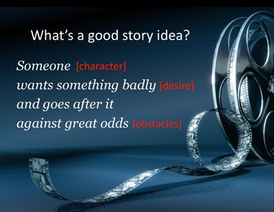 Great Presentations  A good story idea   Agile Sensei nwcVRFXQ